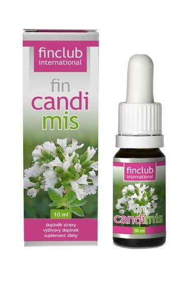 fin Candimis - Oreganový olej