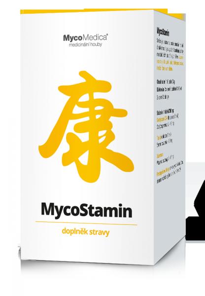 MycoStamin - podpora plodnosti a erekce