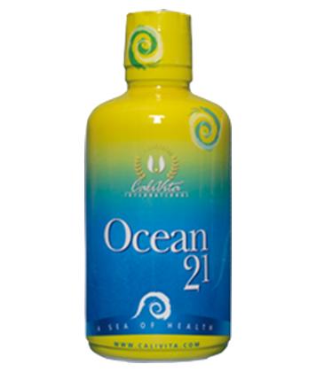 Ocean 21 (946 ml) Alkalizujíci řasy a Aloe vera
